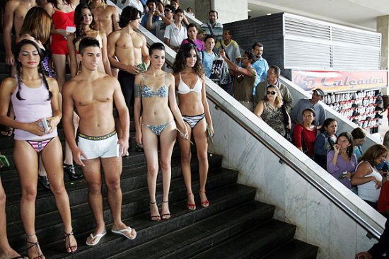 Национальный день нижнего белья в Бразилии