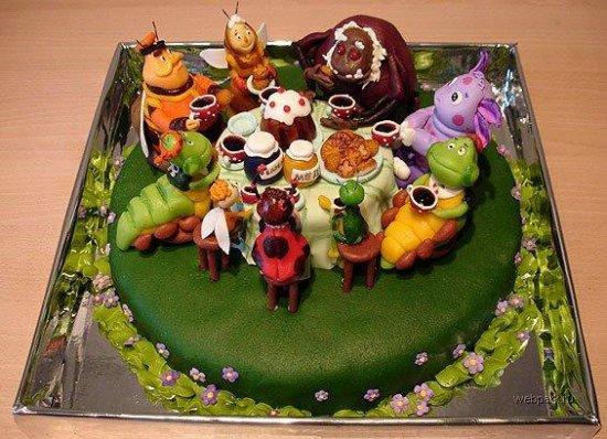 Креативные чудо-торты