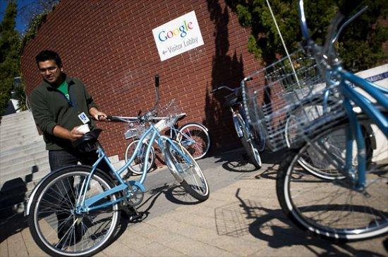 Особенности офисной работы в Google