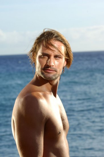 "Josh Holloway - ""Davidoff Cool Water"" Promo"