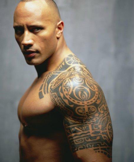 Dwayne 'The Rock' Johnson - Mark Seliger Photoshoot (7xHQ)