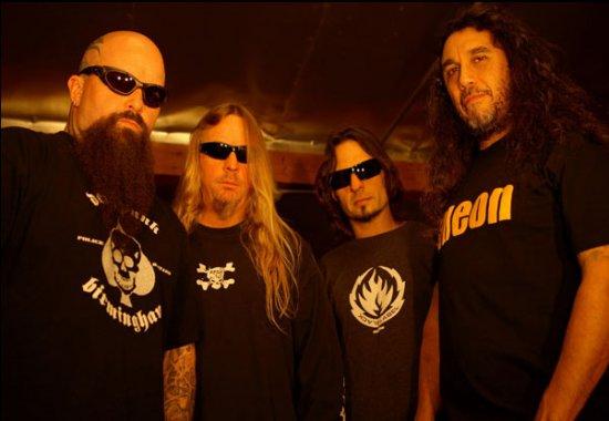 Slayer в России!!!