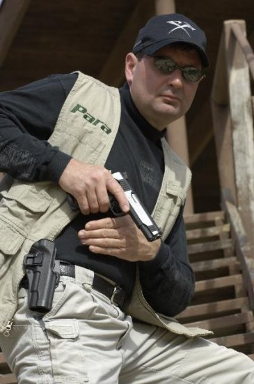 Как стреляют профессионалы: Тод Джаррет (Todd Jarrett)