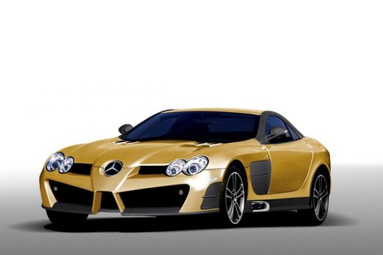McLaren MANSORY Renovatio
