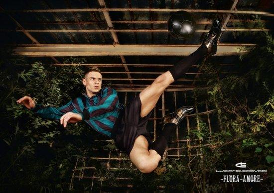 FLORA - реклама обуви Белвесту и Марко на заметку