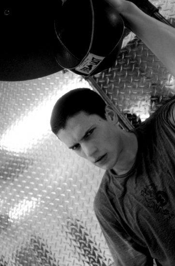 Wentworth Miller - Steve Grayson Photoshoot