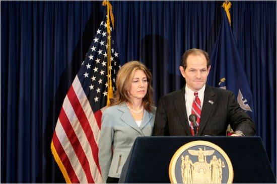 Девушка за $5300 стала причиной отставки губернатора Нью-Йорка