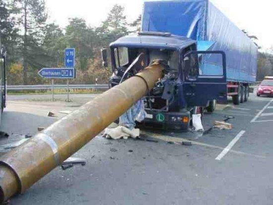 Самые нелепые аварии