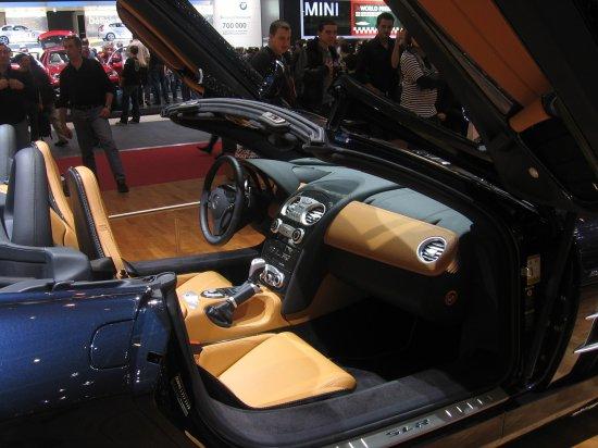 Машинки с Женевского Автосалона