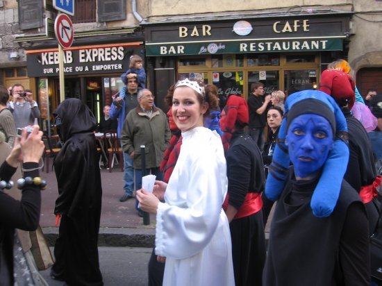 Пасхальный карнавал в Annesy (Франция)
