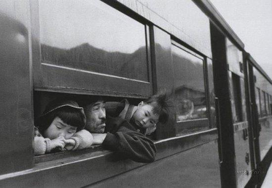 Работы японского фотографа Shomei Tomatsu