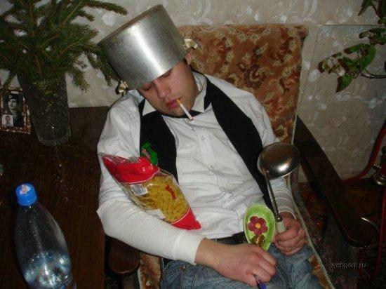 Не напивайтесь