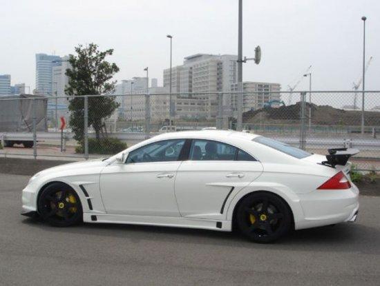 Vorbild Mercedes-Benz CLS