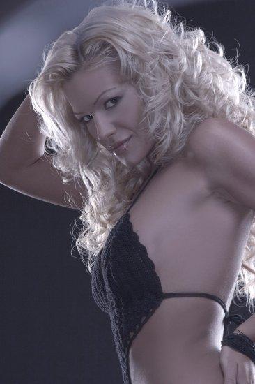 Сербская поп-звезда Natasa Bekvalac