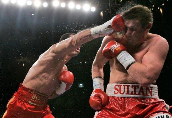 Лучшие фото бокса 2008