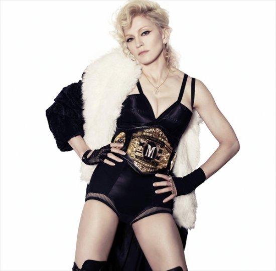 Новый альбом Мадонны Hard Candy (промо и обложка)