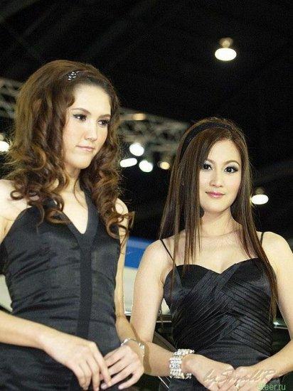 Motor Expo 2008 в Тайланде
