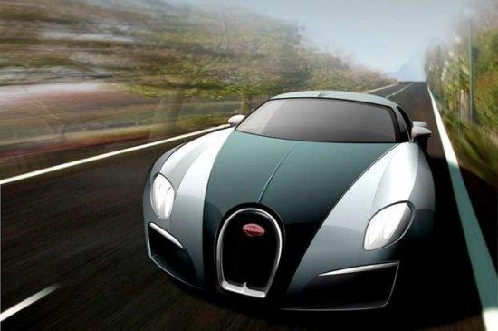 Bugatti Streamliner