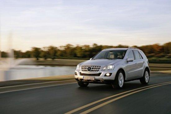 Mercedes-Benz ������� ML
