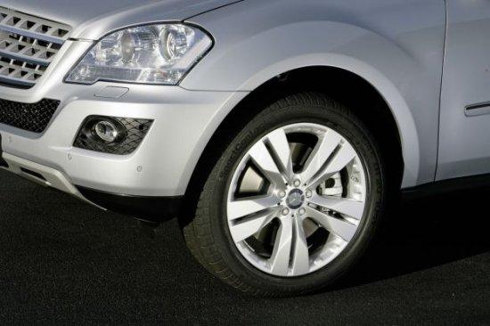 Mercedes-Benz обновил ML