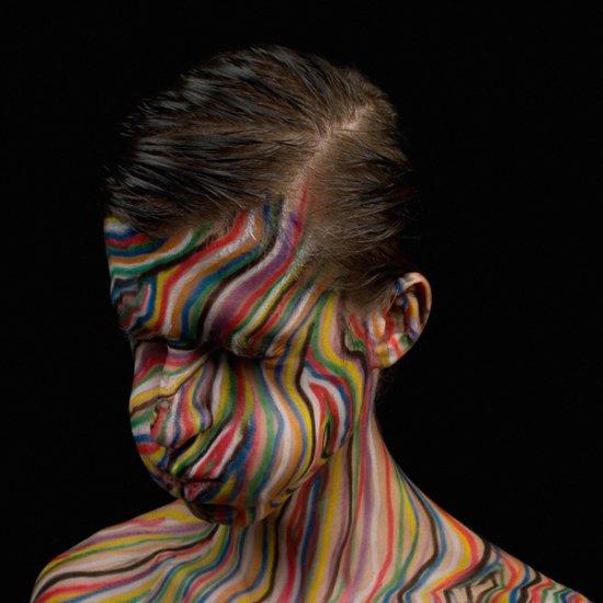 Креативы на человеке