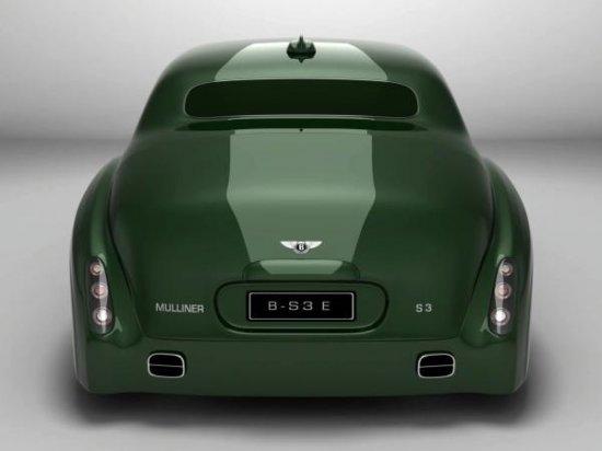 Bentley S3 E — возвращение из 60-х