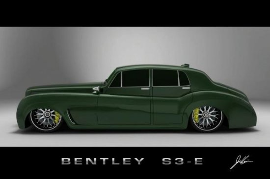 Bentley S3 E � ����������� �� 60-�