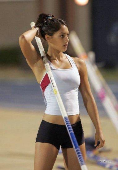 Самые красивые спортсменки планеты
