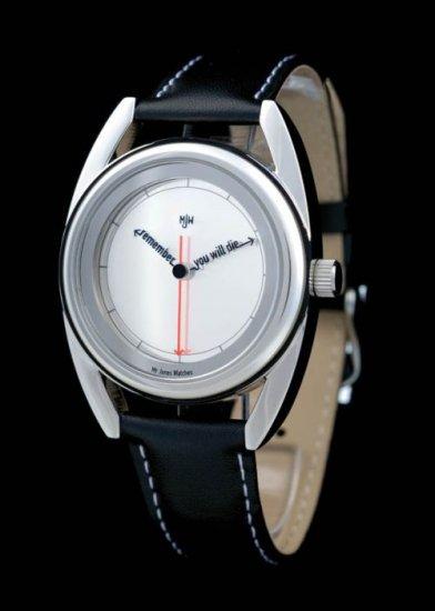 Наручные часы Memento Mori (Помни о смерти)