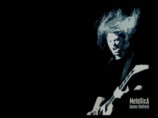 Metallica - обои на рабочий стол