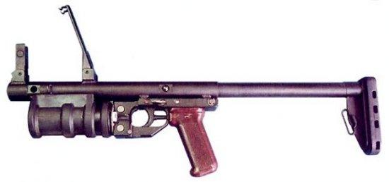 Противопехотные гранатомёты России (СССР)