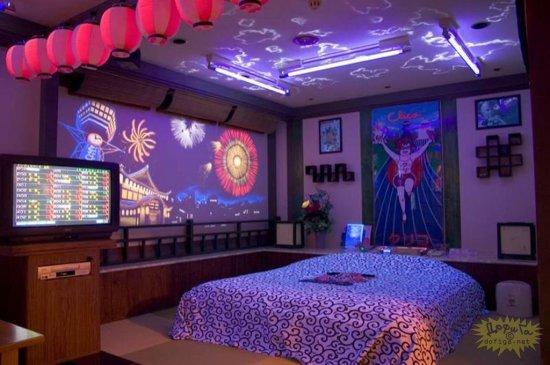 Секс отель в Японии