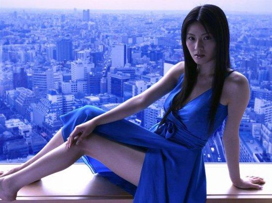 Девушки из Азии