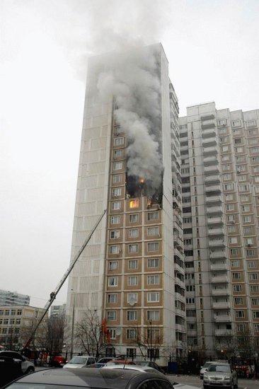 Трагедия в Москве