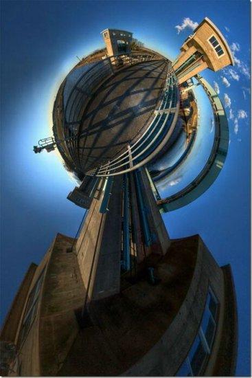 Фотографии в 360 градусов