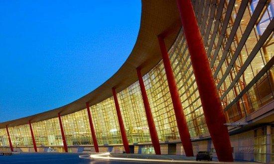 Аэропорт в Пекине