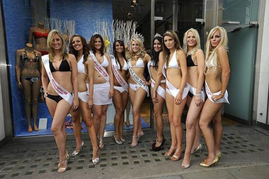 Мисс Англия 2008