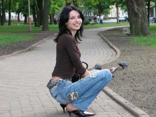 Красивые девушки Минска знакомятся