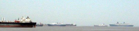 Что происходит с кораблями