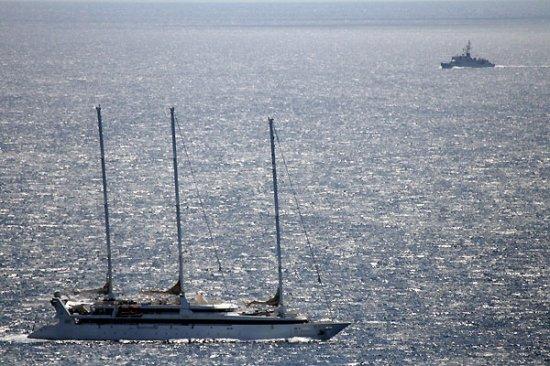 Пираты XXI века угнали яхту Le Ponant
