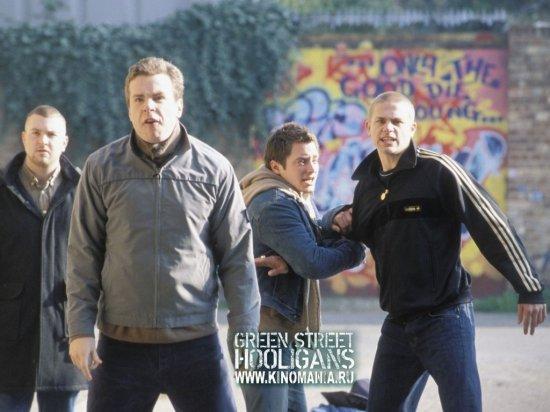 Green street hooligans (фото из фильма)