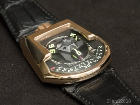 Наручные часы Urwerk UR-202 Hammerhead