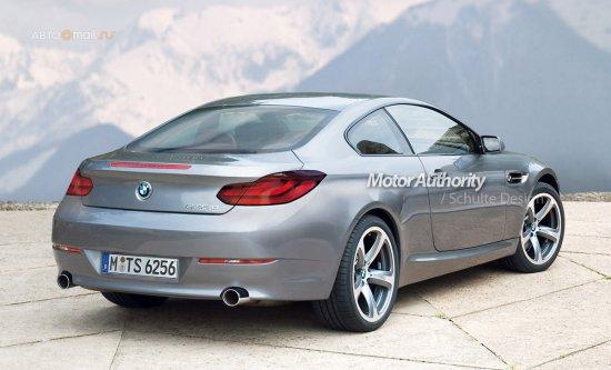 Новая BMW 6-серии. Первые ФОТО