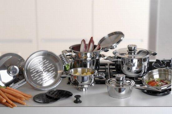 Какую посуду мы едим?