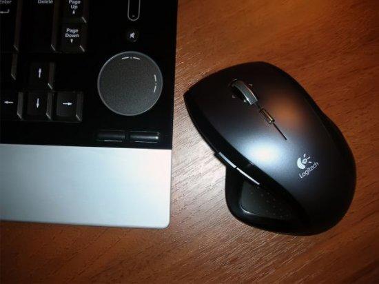 Обзор мышки Logitech MX Revolution и клавы diNovo Edge