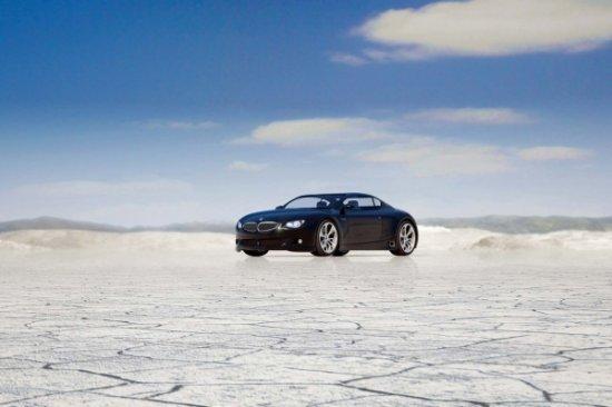 Новый концепт BMW M-Zero — «убийца» Audi R8