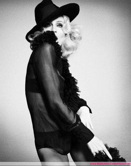 Madonna - Give It 2 Me (фото со съемок клипа)