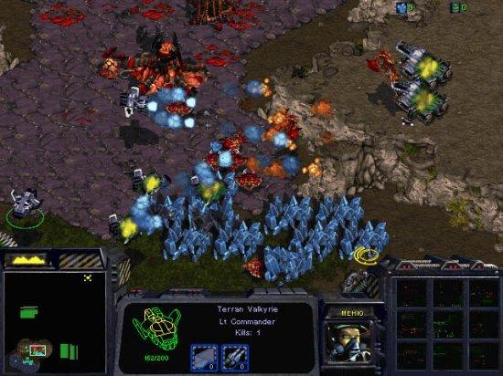 История StarCraft'а в скриншотах