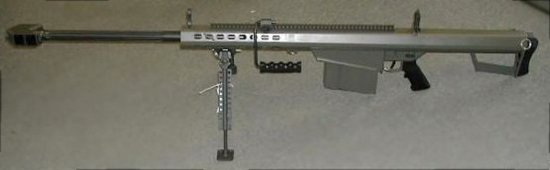 Крупнокалиберные снайперские винтовки. Часть 1