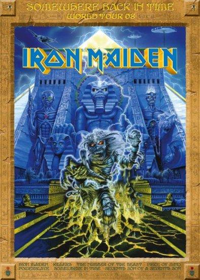 Поездка на концерты Metallica и Iron Maiden в Россию
